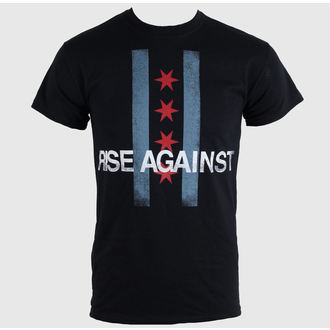 metál póló férfi Rise Against - Flag - KINGS ROAD - 43674
