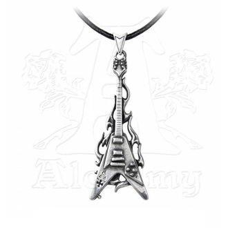nyakörv Flaming V - ALCHEMY GOTHIC - P685