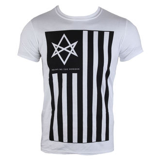 Bring Me The Horizon férfi póló - Antivist mens - White - BRAVADO EU - BMHTS02