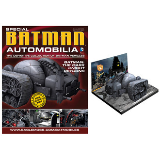 dekoráció , autó Batman - The Dark Knight - Special Tank