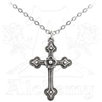 nyakörv Gótikus Devotion Cross - ALCHEMY GOTHIC - P698