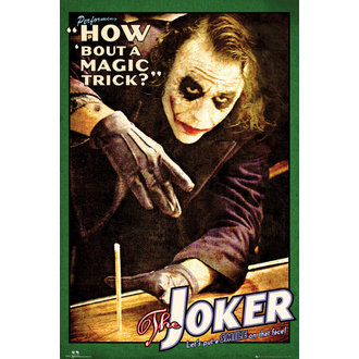 poszter Batman (The Dark Knight) - Joker Trick - FP3091
