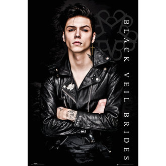 Black Veil Brides poszter - Andy Solo - GB posters - LP1791