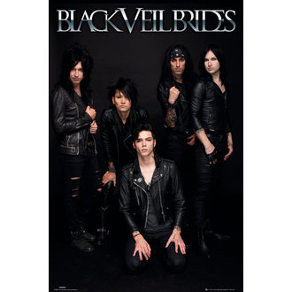 Black Veil Brides poszter - Band - GB posters, GB posters, Black Veil Brides