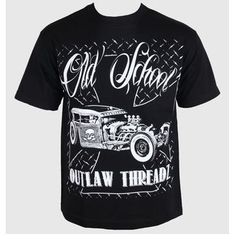 póló férfi - Old School - OUTLAW THREADZ - MT28