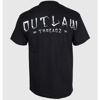 póló férfi női unisex - All Hustle - OUTLAW THREADZ, OUTLAW THREADZ