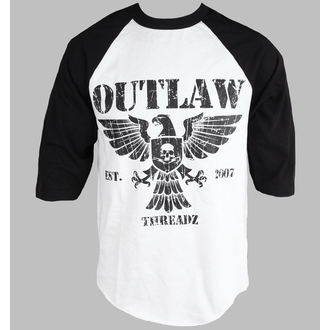 póló férfi - Crest - OUTLAW THREADZ - MR01