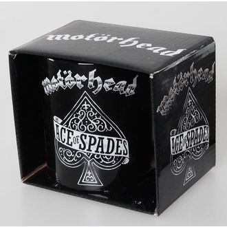 bögre Motörhead - Ace of Spades - ROCK OFF - MHMUG03