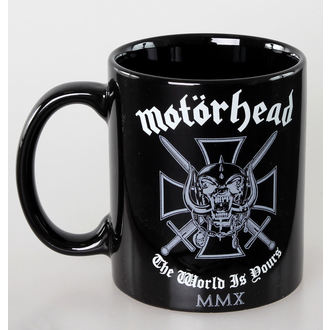 bögre Motörhead - Iron Cross - ROCK OFF - MHMUG04