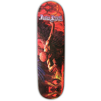 skateboard Judas Priest - Sad Wings of Destiny - HLC - HBJP01-82
