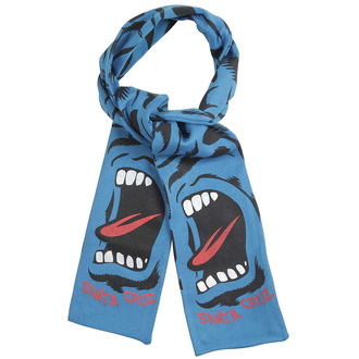 sál SANTA CRUZ - Screaming Camo Scarf - Blue - AMSC F14