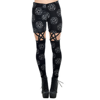 TOO FAST női nadrág (leggings) - BONE PENTAGRAM - WPTPE-BNPNT