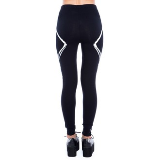 IRON FIST leggings - Sziámi - BLACK