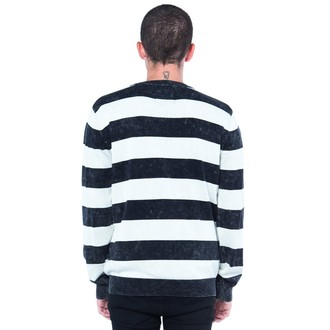 szvetter (unisex) IRON FIST - STRIPED - BLACK