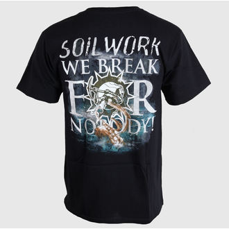 metál póló férfi SoilWork - Barge To Hell-Break For Nobody - Just Say Rock - JSR