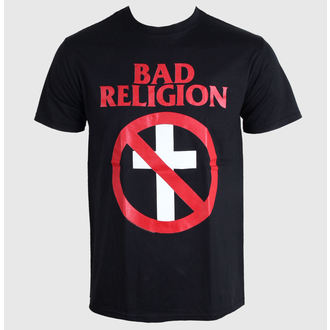 metál póló férfi Bad Religion - Cross Buster - PLASTIC HEAD - PH6045