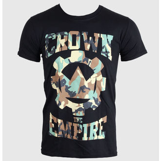 póló férfi Crown The Empire - Run And Hide - PLASTIC HEAD - PH8439