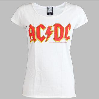 metál póló női AC-DC - Logo - AMPLIFIED - AV601ACL - Metalshop.hu 2d921d7e3f