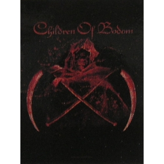 zászló Children of Bodom - Crossed Scythes - HFL0813