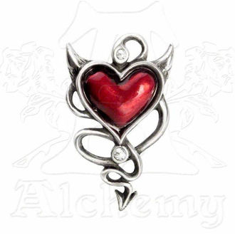 csat  haj ALCHEMY GOTHIC - Devil Hearth Hair Screw - ULFHSC1