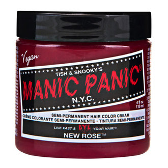 szín  haj MANIC PANIC - New Rose