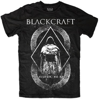 póló férfi - Summon - BLACK CRAFT - MT117SM