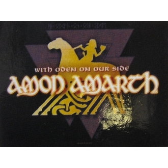 zászló Amon Amarth - With Oden Your Side - HFL826