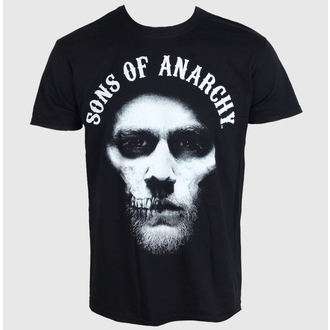 filmes póló férfi Sons Of Anarchy - Jax Hood - LIVE NATION - PE11870TSBP