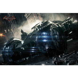 poszter Batman - Arkham Knight Batmobile - GB Posters, GB posters