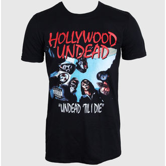 metál póló férfi Hollywood Undead - Til I Die - PLASTIC HEAD - PH8990
