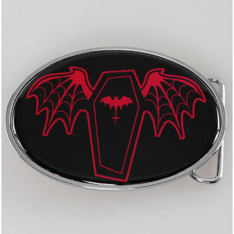 csat SOURPUSS - Coffin - Black / Red, SOURPUSS