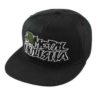 METAL MULISHA baseball sapka - Og - BLK