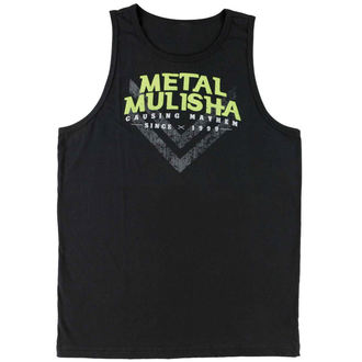 trikó férfi METAL Mulisha - Race Day - BLK
