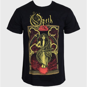 metál póló férfi Opeth - Moon Above - LIVE NATION - PE12013TSBP