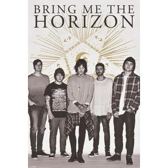Bring Me The Horizon poszter - Star - PYRAMID POSTERS - PP33523
