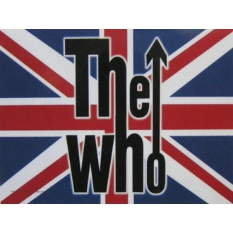 zászló The Who - UK - HFL0862