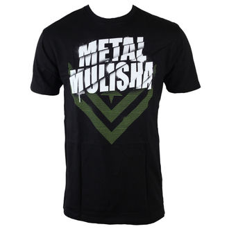 METAL MULISHA férfi póló - White Shadow - BLK