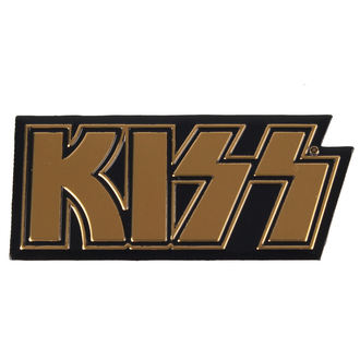 matrica kicsi Kiss - Logo, C&D VISIONARY, Kiss