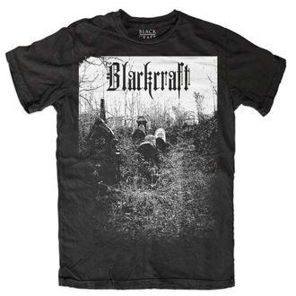 BLACK CRAFT férfi póló - Bury The Gods - Black - MT096BS