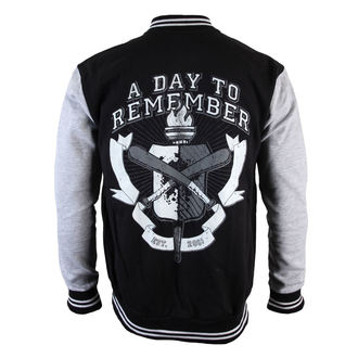 pulóver (kapucni nélkül) férfi A Day to remember - University - VICTORY RECORDS, VICTORY RECORDS, A Day to remember