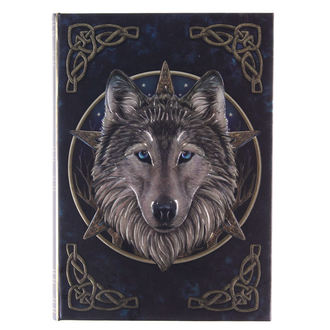 jegyzet blokk Embossed Journal The Wild One