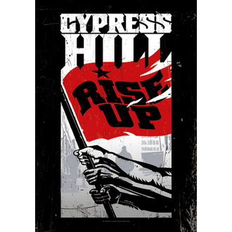zászló Cypress Hill - Rise Up - HFL1077