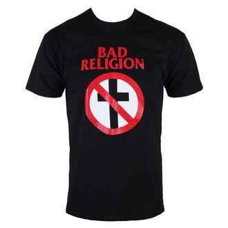 metál póló férfi Bad Religion - Cross Buster - KINGS ROAD, KINGS ROAD, Bad Religion