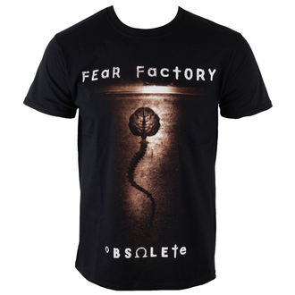 metál póló férfi Fear Factory - Obsolete - PLASTIC HEAD - PH9212