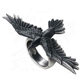 ALCHEMY GOTHIC gyűrű - Pewter Ring - R205