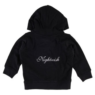 kapucnis pulóver gyermek Nightwish - Logo - Metal-Kids, Metal-Kids, Nightwish