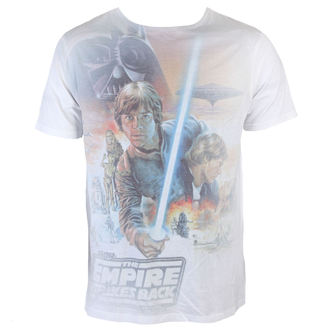 filmes póló férfi Star Wars - Luke Skywalker Sublimation - INDIEGO - Indie0299