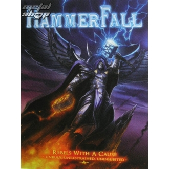 zászló Hammerfall - Rebel With A Cause - HFL0955