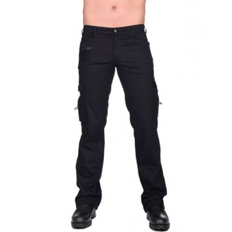 nadrág férfi BLACK PISTOL - Combat Pants Denim - (Black) - B-1-60-001-00