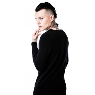 KILLSTAR (unisex) szvetter - My Eye - Black - KIL056